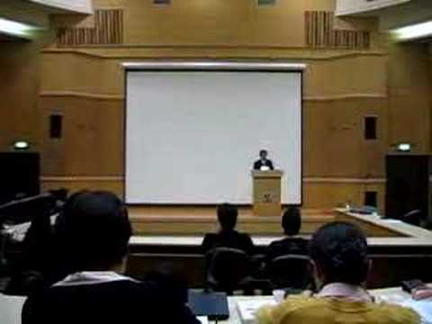 李遠哲 @ Taipei Medical Univ.