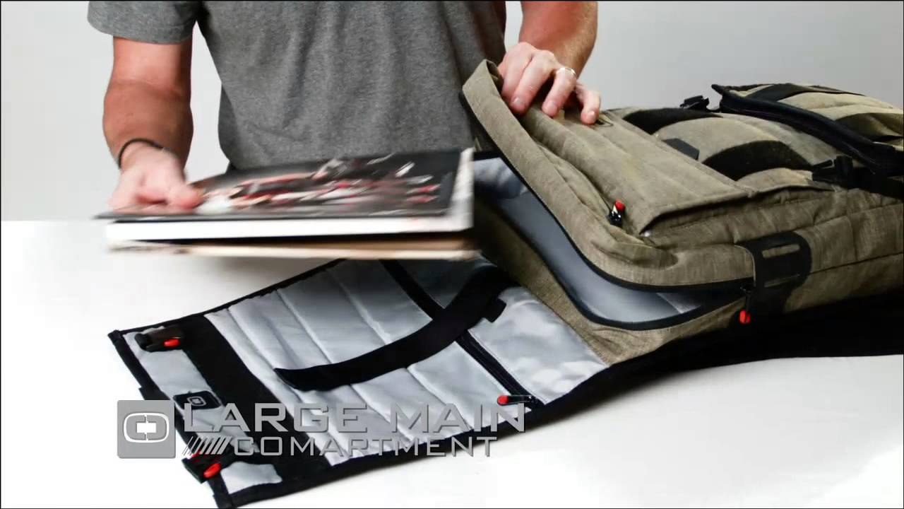 OGIO Commuter - YouTube