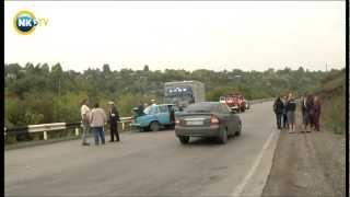 Двое погибших по дороге в Кругленькое