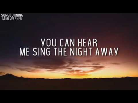 Mimi Werner - Songburning[LYRICS](Melodifestivalen 2018)Official Audio