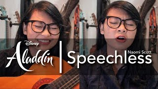 "Naomi Scott - Speechless (Cover) // (From ""Aladdin""/Short Acoustic Version)"