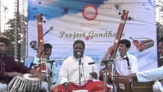 Project Gandharv - Pt. M. Venkatesh Kumar Live Performing Kannada Vachana