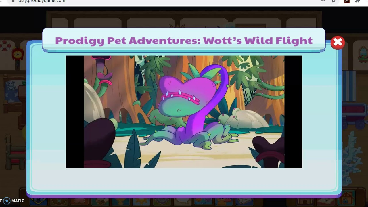 Prodigy Pet Adventure Update Wott S Adventure Youtube