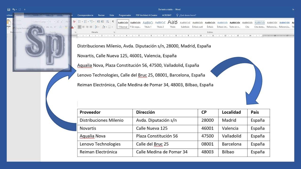 convertir pdf a excel gratis y rapido