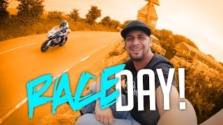 JP Performance - ISLE OF MAN TT 2016 | Raceday!