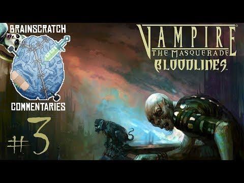 Vampire: The Masquerade - Bloodlines | Deadstream #3 | Camarilla Health Inspector thumbnail