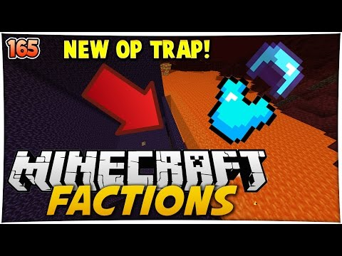 TRAPPING BLUR MEMBERS! | Minecraft FACTIONS #165 (TreasureWars S2)