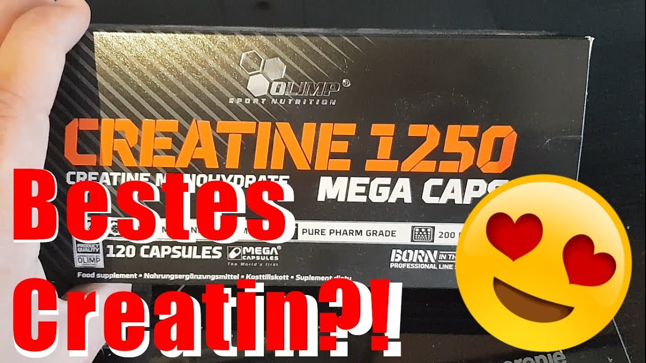 sneakers for cheap wholesale sales no sale tax Creatin | OLIMP Creatine 1250 CAPS TEST | EINFACHWissen