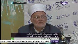 عكرمة صبري: ضعف العرب شجع الاحتلال على تجاوزه بحق الأقصى