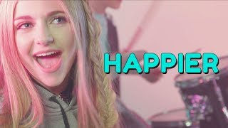 """Happier"" - Marshmello ft. Bastille (Cover) [Official Video] 