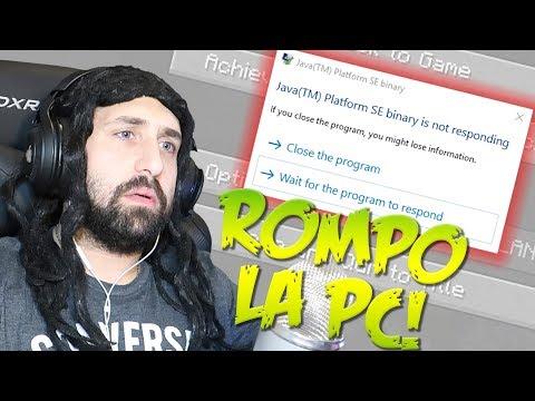 📌COMO ROMPER UNA PC USANDO MINECRAFT 100% Real No Fake 1 link de megaupload