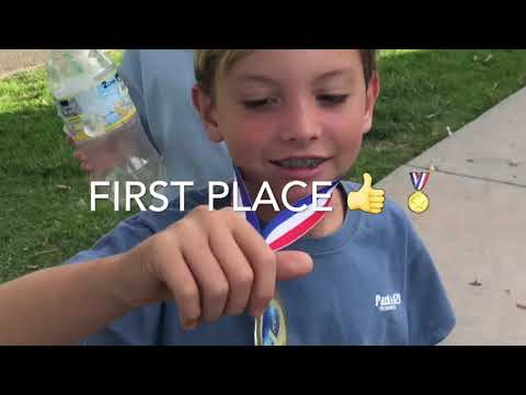 Blast Off!  First Place rocket! Cub Scout S.T.E.M. Day - Pack 421
