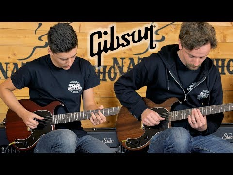 Gibson USA 2019 Les Paul DC Junior Tribute