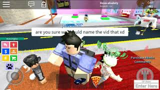 Roblox vid one: the gay life :3