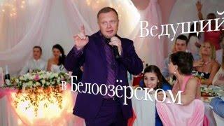 Белоозёрский, Ведущий поющий на корпоратив, юбилей, тамада на свадьбу, баянист в Белоозёрском