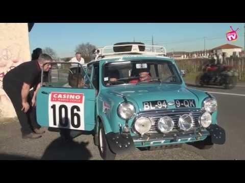 Stage Préparation Rallye Monte Carlo Historique