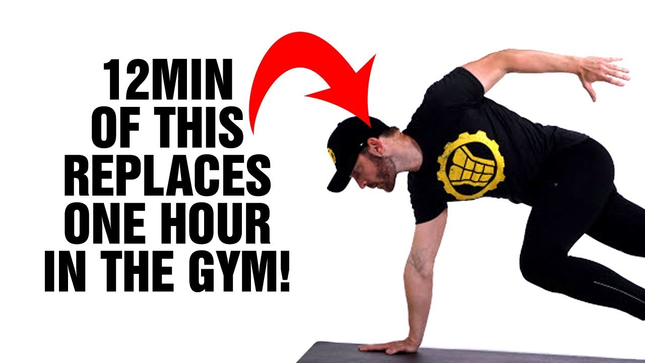 12min Tabata Fat Loss Workout Replaces 60min In Gym - 100% ...