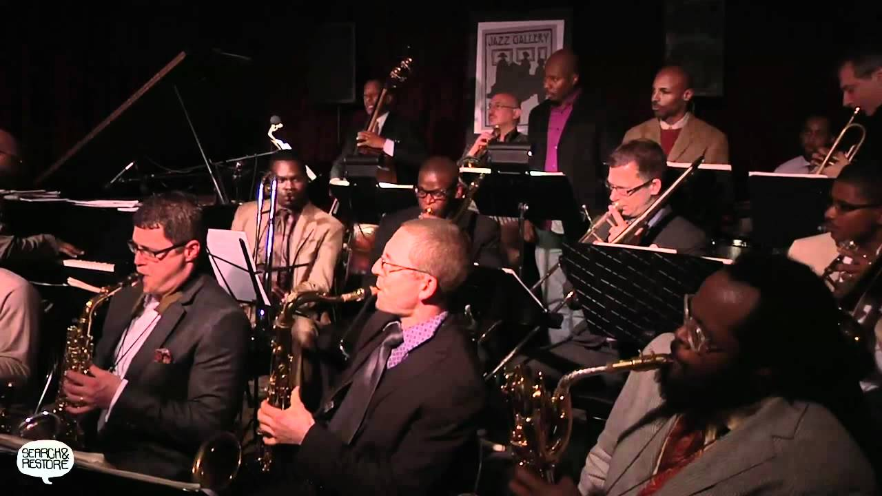 Image result for Orrin Evans And The Captain Black Big Band