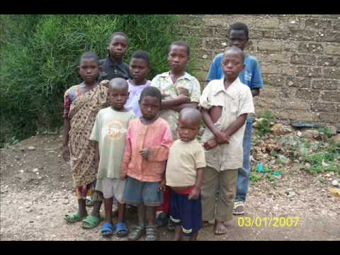 Orphanage in the Democratic Republic of the Congo (Africa)