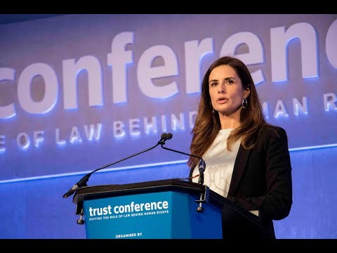 Trust Conference 2017: Livia Firth, Eco-Age and the Green Carpet