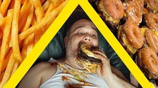 10 Piatti DISGUSTOSI serviti nei Fast Food AMERICANI