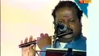 Adi Aathadi Live by Smt. S Janaki at Saadhaga Paravaigal