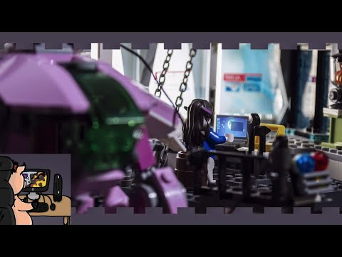 LEGO Overwatch - D.VA's Mech