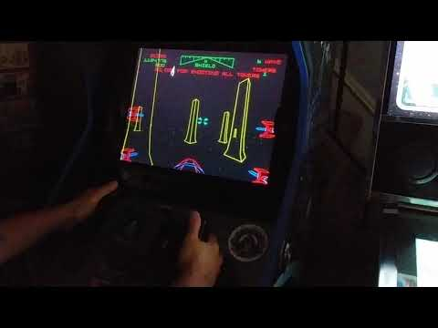 Arcade1Up Star Wars - GRS yoke demonstration from phillychick