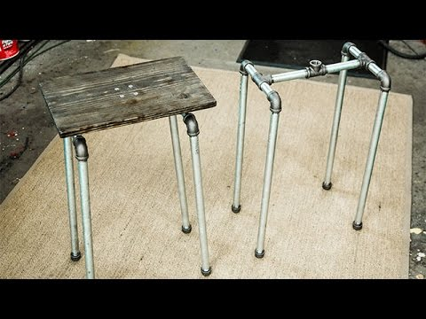 How - To - Peter Yurkowski's DIY Bar Stools - Home & Family