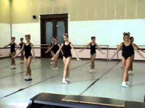 Cours de danse classique youtube for Cours danse classique barre