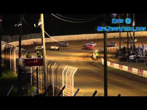 Selinsgrove Speedway 7-5-14 Highlights