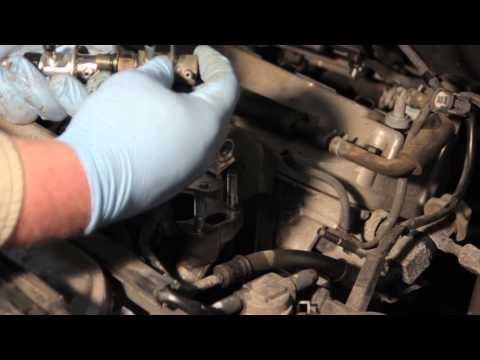 Honda 3.5 Liter Fuel Pressure Regulator Replacement