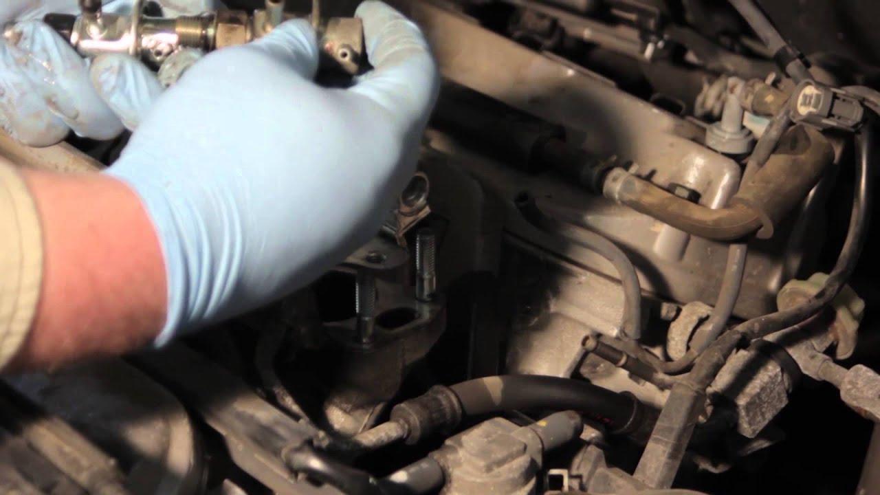 Jeep Grand Cherokee Electrical Diagram Honda 3 5 Liter Fuel Pressure Regulator Replacement Youtube
