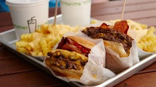 Shake Shack vs McDonald's – which is the better burger? | Guardian Food