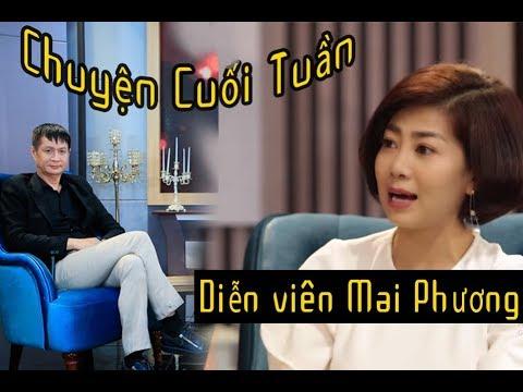 Chuyện Cuối Tuần - Diễn viên Mai Phương: Phụ nữ, Đàn ông & Trang điểm   VTV9