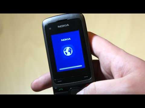 Видео Nokia C2 05