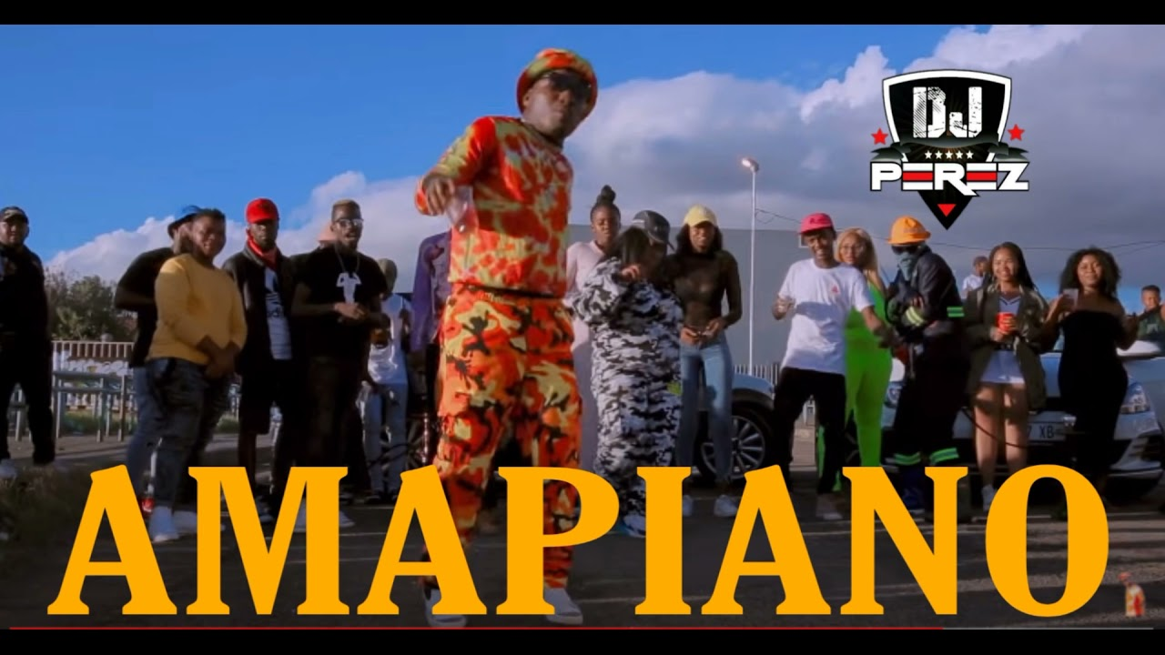 Download AMAPIANO MIX 2021   BEST OF AMAPIANO  DJ PEREZ (Dj Tarico,Major League DJz,Diamond Platnumz)Live set