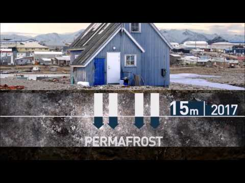 Canadian Arctic MELTING At An Alarming Fast Rate | Earth Is Sinking Due To Permafrost Thaw