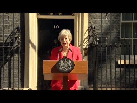 The Europe Report: UK PM's resignation brings Brexit wariness