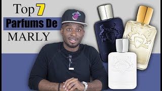 Top 7 Parfums De Marly - Weekly Fragrance Rotation