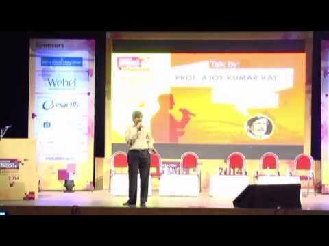 Talk by Prof. Ajoy Kumar Ray