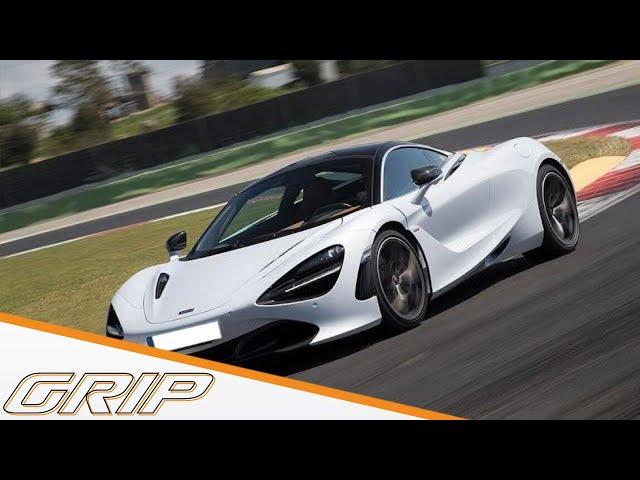 Der neue McLaren 720S - GRIP - Folge 406 - RTL2