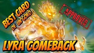 Huge Lyra Comeback vs. Pirate Warrior (Lyracle Priest)