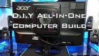 DIY All In One PC Build (Antec 25 Case)