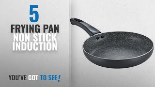 Top 10 Frying Pan Non Stick Induction [2018]: Prestige Omega Deluxe Aluminium Granite Fry Pan,