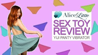 BOMBOMDA Yiji Panty Vibe - Sex Toy Review with Alice Little
