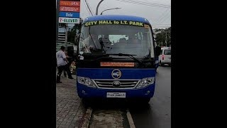 How to Travel The Philippines.  Beep Bus, Mybus, Sugbo, VHire