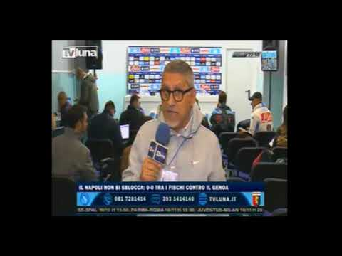 Napoli Genoa 0-0 Alvino: