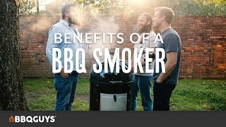 Benefits of a BBQ Smoker | BBQGuys
