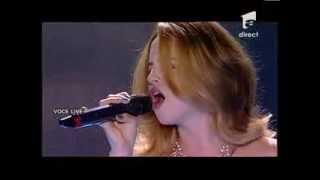 """Florena Ţicu Şandro - Paula Seling - """"Timpul"""" - X Factor Romania, sezonul trei"""